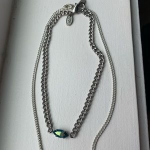 Jewelry - HRH Collection Jewel Choker Necklace